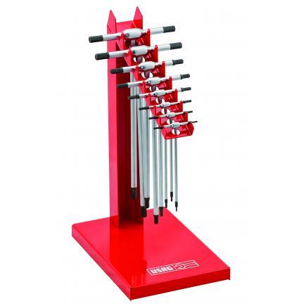 USAG 8-teiliger Satz Sechskant-Schraubendreher mit T-Griff - 3