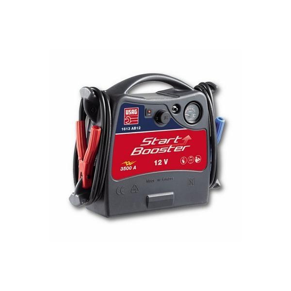 USAG Tragbarer Batteriestarter für Fahrzeuge 12 V - 1
