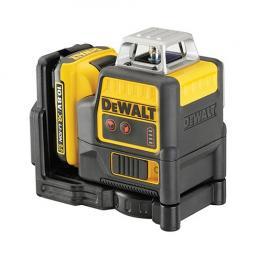 DeWALT Linienlaser 10,8V -  roter Laserstrahl - 1