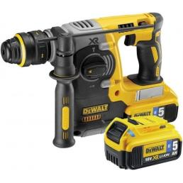 DeWALT Bohrhammer SDS PLUS 18V BRUSHLESS 24mm Bluetooth - 1