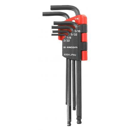 """Facom 83SH.3//32 Stiftschluessel lang Kugelkopf 3//32/"""""""