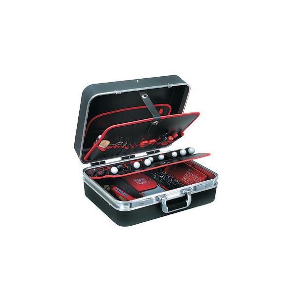 USAG U00010101 - 001 MF - Valigia portautensili con assortimento 496 F2 per elettronica (98 pz) - 1
