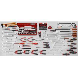 FACOM Sortiment für allgemeine Mechanikarbeiten, 142 Werkzeuge - 1