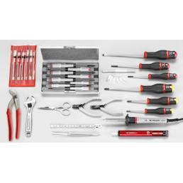 FACOM Sortiment CM.EL29 mit Werkzeugtasche aus weichem Material BV.16 (31 sts) - 1