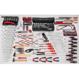 FACOM Sortiment für allgemeine Mechanikarbeiten, 202 Werkzeuge - 1