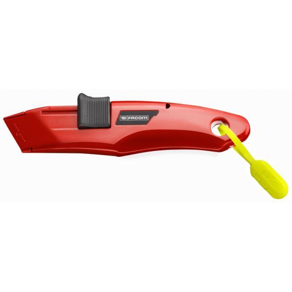 FACOM Sicherheitsmesser mit automatisch einziehender Klinge  RFID - 1