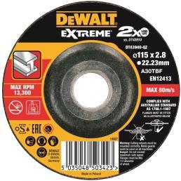 DeWALT EXTREME® METALL SCHRUPPSCHEIBE - 1