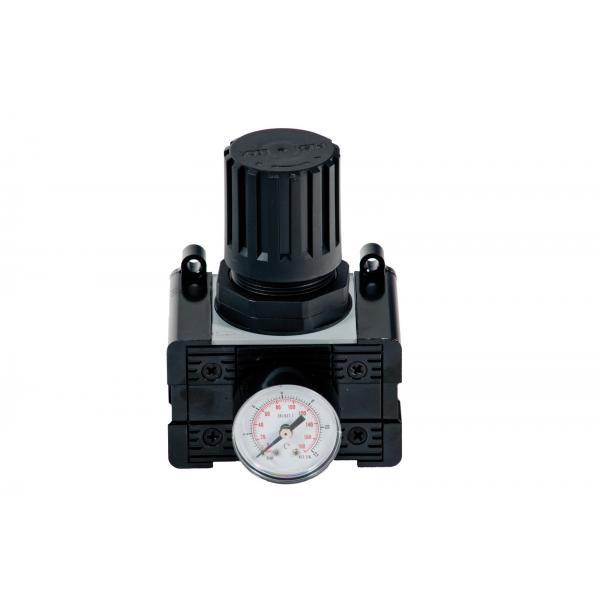 MECLUBE Pressure regulator with gauge - 1