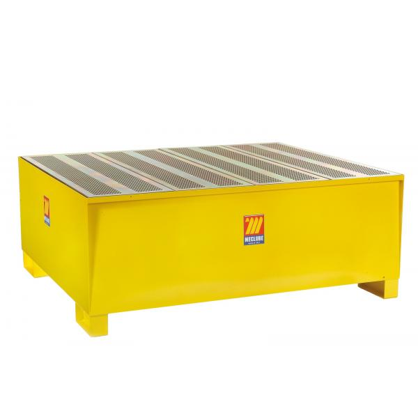 MECLUBE Tank of dump and stocking for 1 tank of 1000 l - 1