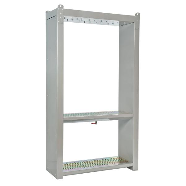MECLUBE Support cabinet for 6 hose reels - 1