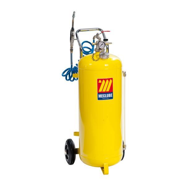 MECLUBE 50 l pneumatic oil dispenser Drop valve Ø12 mm - 1