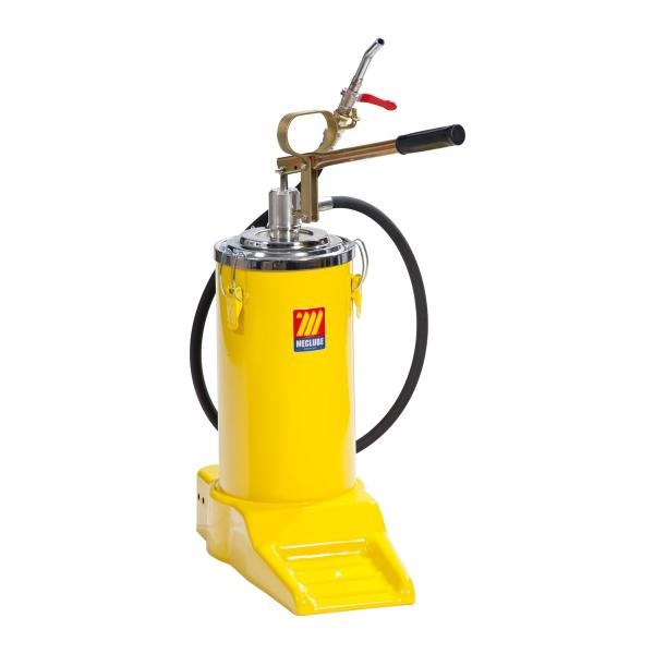 MECLUBE 16 l manual oil dispenser - 1