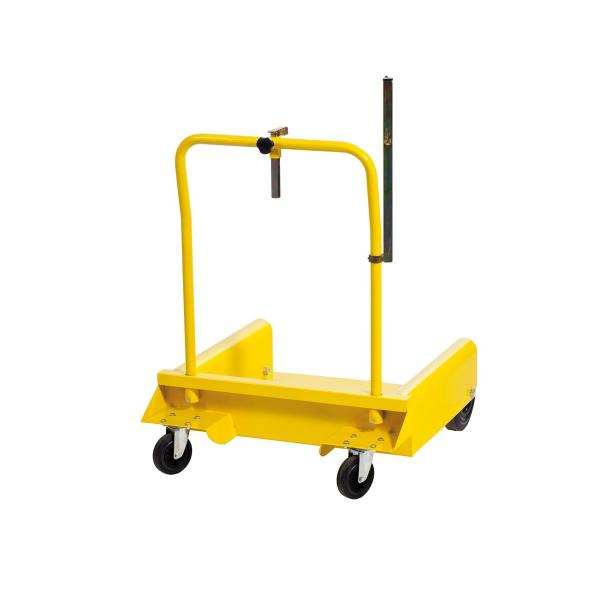 MECLUBE Trolley for 180 220 Kg barrels - 1