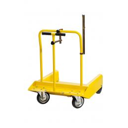 MECLUBE Trolley for 180 220 Kg barrels with locking device - 1