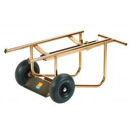 MECLUBE Special trolley for 180 220 l barrels - 1