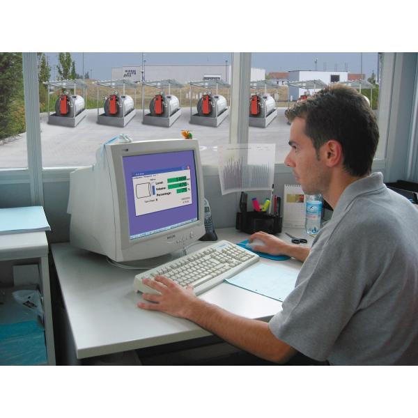 MECLUBE Control unit with OCIO GSM QUAD BAND - 1