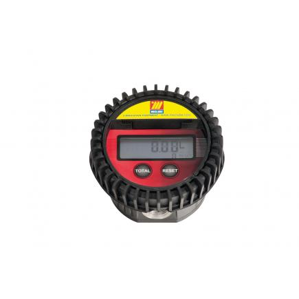 MECLUBE Recalibrating oil digital flow meter - 1