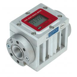 MECLUBE Oil digital flow meter high delivery max 150 l/min - 1