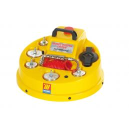 MECLUBE Electric brake bleeder 12V (0,192 kW) ABS with 5 screw - 1