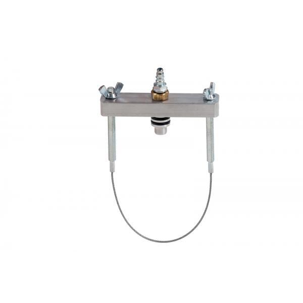 MECLUBE Univ. adjustable bracket without plugs - 1