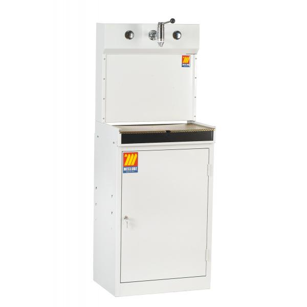 MECLUBE Oil dispenser bar with cabinet - 1