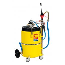 MECLUBE Air operated exhausted oil aspirator 65 l - 1