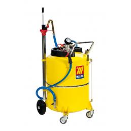 MECLUBE Air operated exhausted oil aspirator 120 l - 1