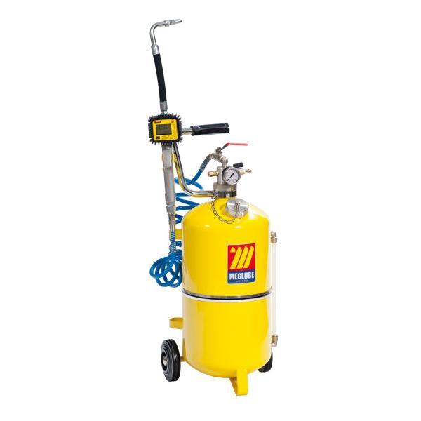 MECLUBE 24 l pneumatic oil dispenser - 1