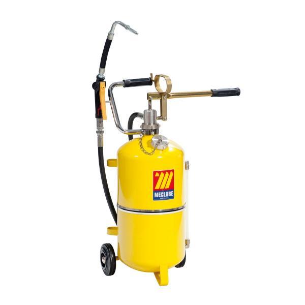 MECLUBE 24 l manual oil dispenser - 1