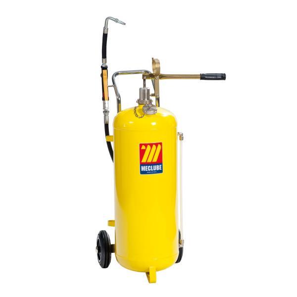 MECLUBE 50 l manual oil dispenser - 1