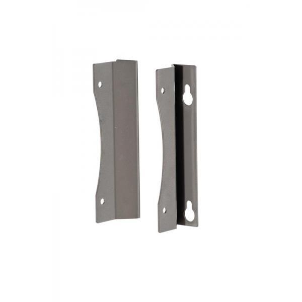 MECLUBE Double fixed bracket varnished - 1