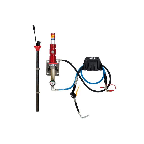 MECLUBE Wall fixed aspirator pump for exhausted oil - 1