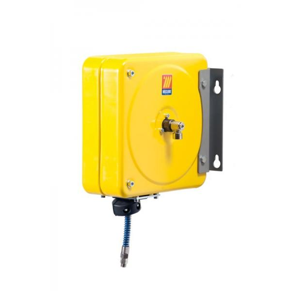 MECLUBE Closed hose reel fixed FOR AIR WATER 20 bar Mod. CF 300 - 1