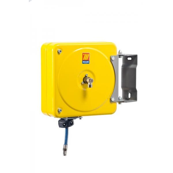 MECLUBE Closed hose reel swivelling FOR AIR WATER 20 bar Mod. CS 300 - 1