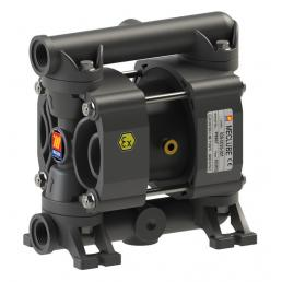 MECLUBE Air operated double diaphragm pumps Mod. P35 in POLYPROPYLENE Gasket in nbr - 2