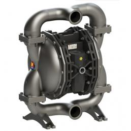 MECLUBE Air operated double diaphragm pumps Mod. SS700 in STAINLESS STEEL AISI 316 Gasket in epdm - 1