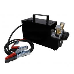 MECLUBE Electric pump for oils and lubricants transfer 12 24V 50Hz 45 l/min (12V) 60 l/min (24V) - 1