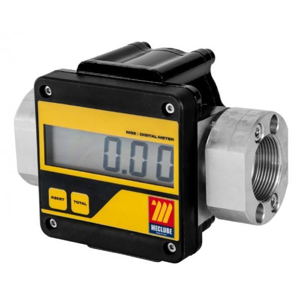MECLUBE Digital flow meter MGE 250 min max flow rate 10 250 l/min - 1