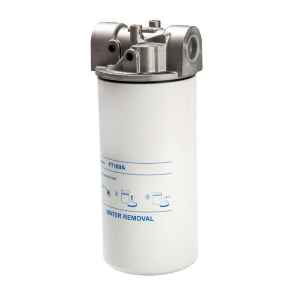 MECLUBE Water separating delivery filter for diesel fuel 100 l/min - 1