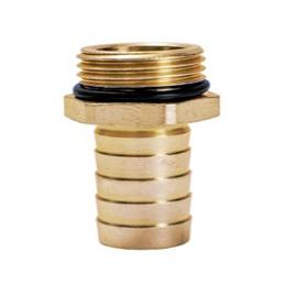 """MECLUBE Brass hose connection 1""""M x 20 mm - 1"""