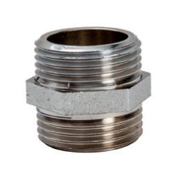 MECLUBE Cylindrical nipple 1 x 1 - 1