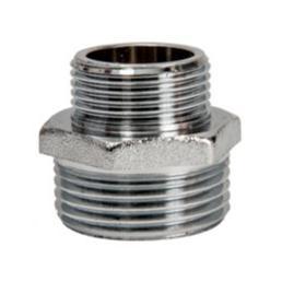 MECLUBE Cylindrical nipple 1 x 3/4 - 1