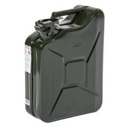 MECLUBE Painted steel jerry can 10l - 1