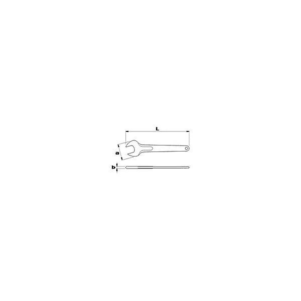 USAG Maulschlüssel - 1