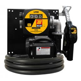 MECLUBE Transfer electric kit pump from tank 230V 70 l/min Compact 70 - 1
