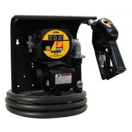 MECLUBE Transfer electric kit pump from tank 230V 70 l/min Wall mec 70 - 1