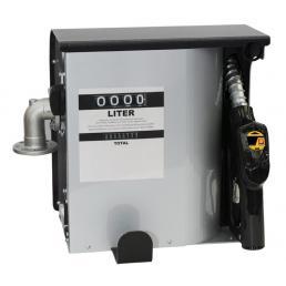 MECLUBE Dispenser for diesel fuel transfer 230V 100 l/min Cabinet 100 - 1