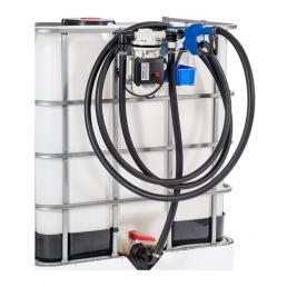 MECLUBE Kit AdBlue 230V + flow meter CDS Manual nozzle - 2