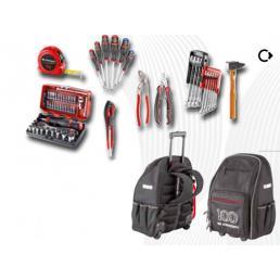 FACOM Werkzeugsortiment, Rolltasche kostenlos - 1