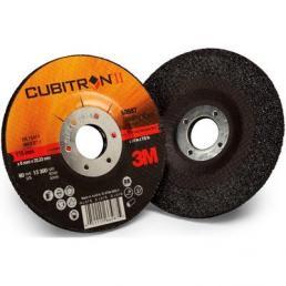 3M Cubitron™ II Cut & Grind Schruppscheibe, Typ 27 - 1
